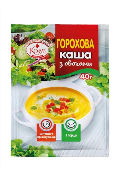 pea porridge